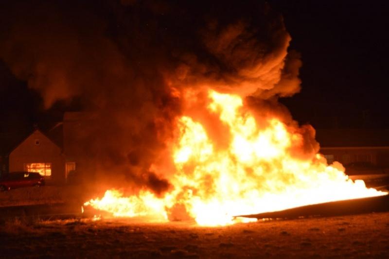 Resultado de imagen para incendio jovenes santa cruz