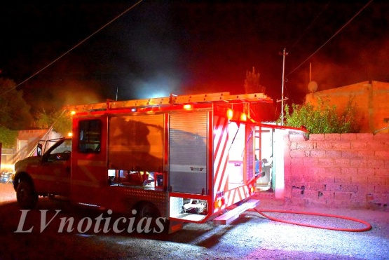 Barrio San Cayetano.(Foto La Vanguardia del Sur).
