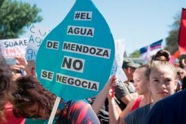 Quedó suspendida la nueva ley de minería en Mendoza
