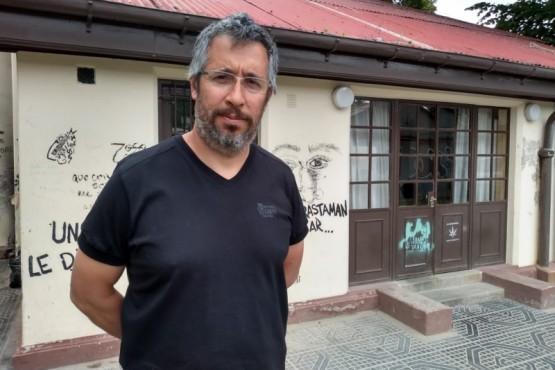 El supervisor de nivel secundario en Región III, Gustavo Reguiló.