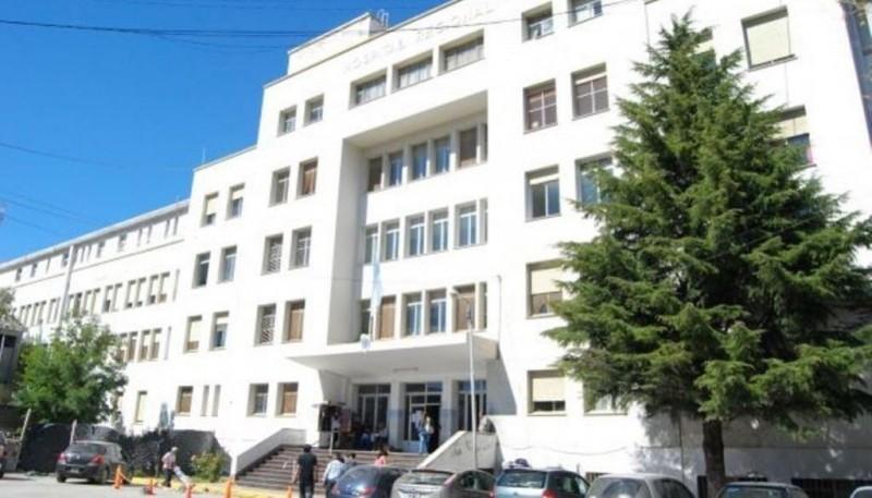 Hospital Comodoro Rivadavia.