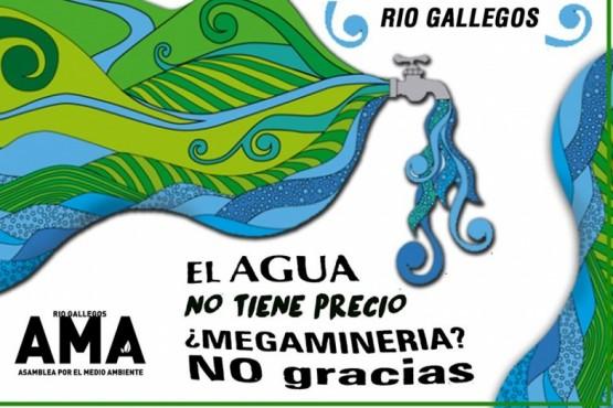 Afiche de la movilización.