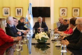 Alberto Fernández se reunió con autoridades de las iglesias evangélicas