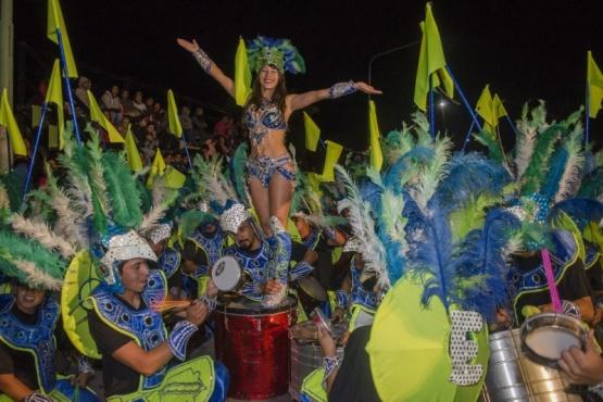 Carnaval de Dolavon.