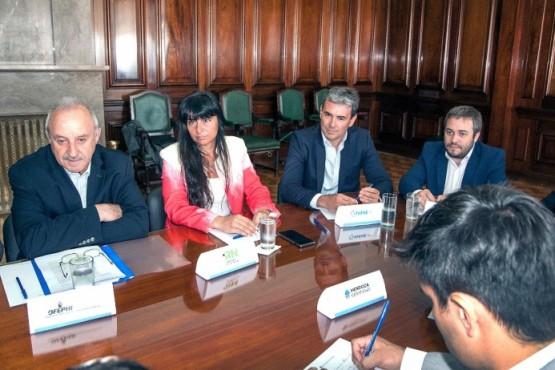 Casi la totalidad de las provincias integrantes de la OFEPHI estuvieron presentes en la reunión con Energía.