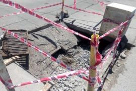 El Municipio comenzará a reparar el alcantarillado