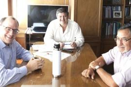 Titular de Senasa inició en la Patagonia sus visitas a las distintas regiones del país