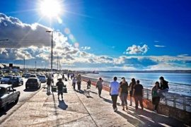 Cómo está el clima este domingo 31 de enero en Santa Cruz