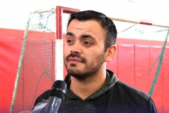 Sergio Vilche, director General de Deportes y Actividad Física de la Municipalidad de Río Gallegos.