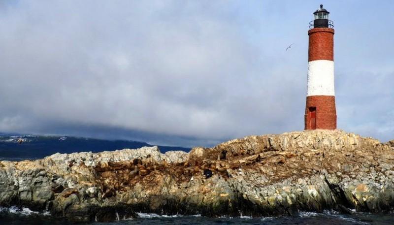 El Faro de Ushuaia.