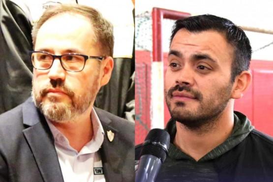 López y Vilche asumieron en provincia y en Río Gallegos respectivamente.