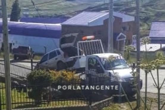Colisión en Río Turbio (PorLaTangente)