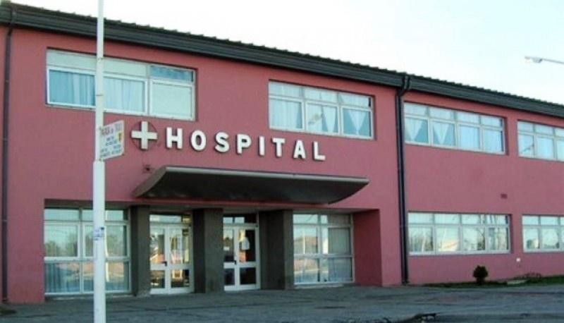 Hospital Zonal de Caleta Olivia.