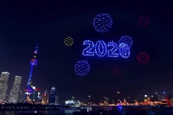 Año nuevo en China.