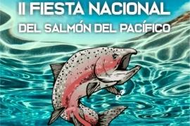 Con gran expectativa inicia la Fiesta Nacional del Salmón del Pacífico