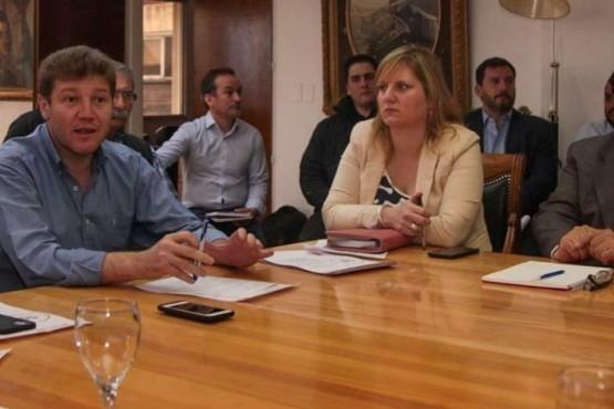 Ministro de Trabajo y Empleo de Tierra del Fuegor, Marcelo Romero.