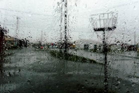 La lluvias intensas en la zona sur de la provincia.