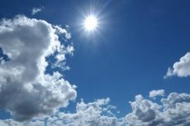 El clima en Santa Cruz para este 4 de enero