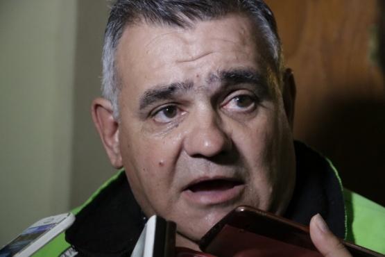 El director ejecutivo de la Agencia Provincial de Seguridad Vial, Leonardo Das Neves.