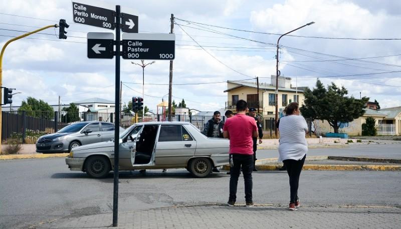 Colisión, agresión y secuestro en la ciudad. (F.C)