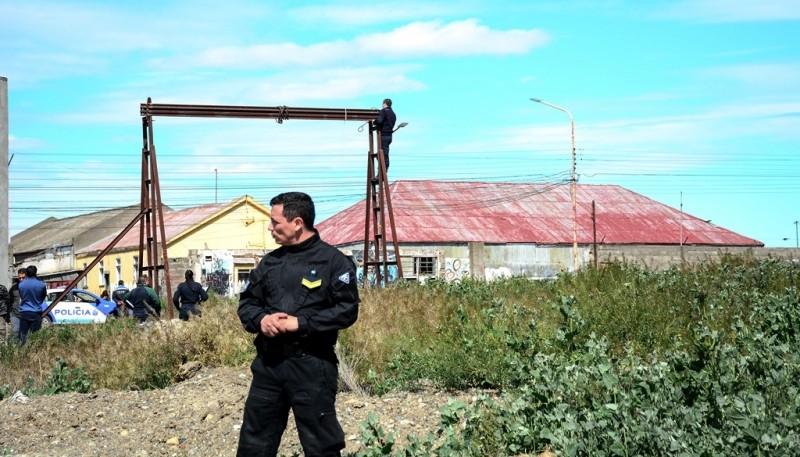 El 28 de diciembre hubo un suicidio en el mismo lugar (Foto archivo - C.Robledo).