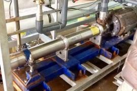 Servicios Públicos informó que fue reparada la nueva Planta desalinizadora