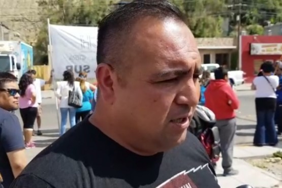 Cristian Montesinos, representante del Concejo Consultivo Policial.