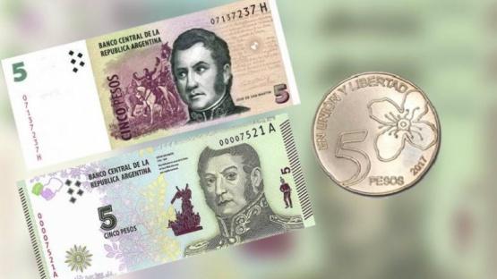 Sale de circulación el billete.
