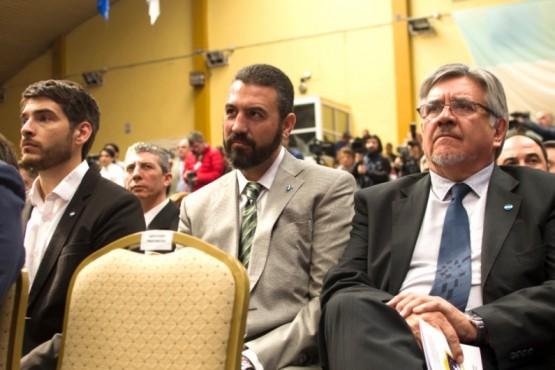Diego Robles, secretario de Hacienda.