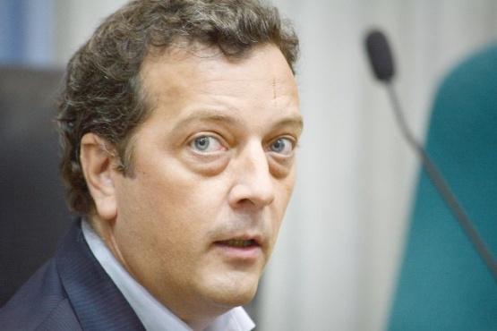 El ministro de Economía, Ignacio Perincioli.