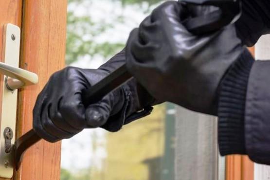 Ladrón ingresó a la casa (foto ilustrativa).