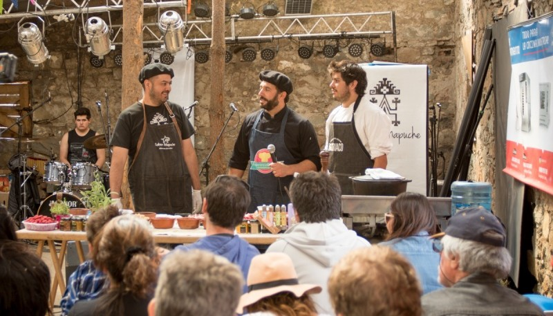 Se viene el Festival Sabor Mapuche
