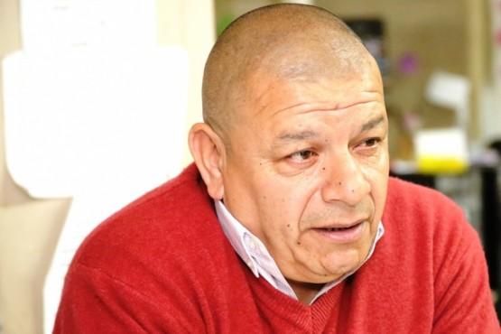 Rodolfo Vanini, jefe de SIPEM (C.G)