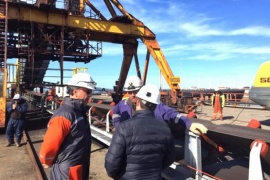 Sin cambios: Zeidán, Contador y Coordinador se reunieron con el Secretario de Minería