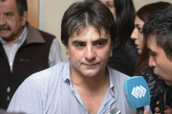 El diputado nacional Juan Vasquez