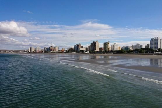 Cómo estará en Puerto Madryn.