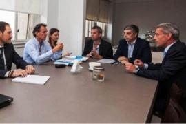 Gestiones con Nación para reactivar obras en la Provincia