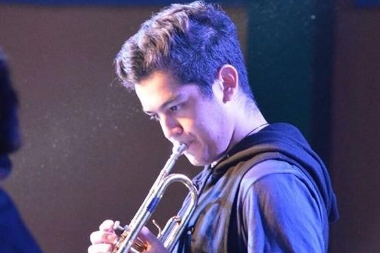 El joven músico.