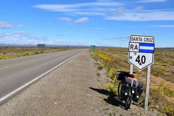 Ruta 40.