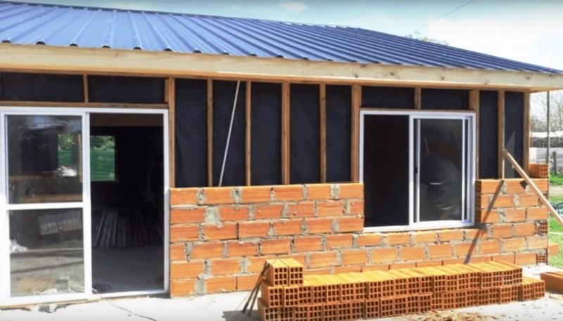 Casa prefabricada (foto ilustrativa).