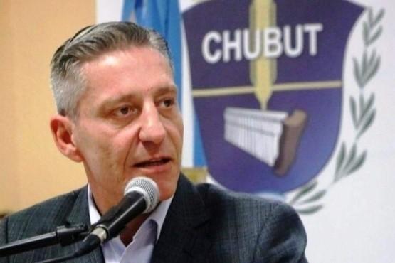Mariano Arcioni, Gobernador de Chubut (Foto archivo).