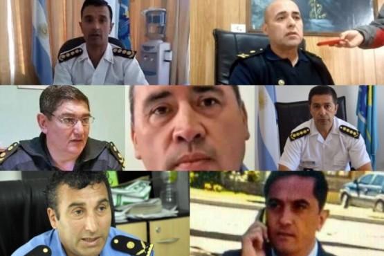 Confirmaron a los nuevos jefes de la Unidades Regionales