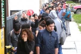 Santa Cruz entre las provincias donde no cayó el empleo