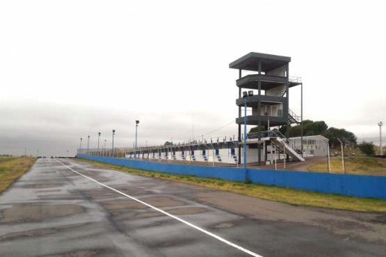 Autódromo de Bahía Blanca.