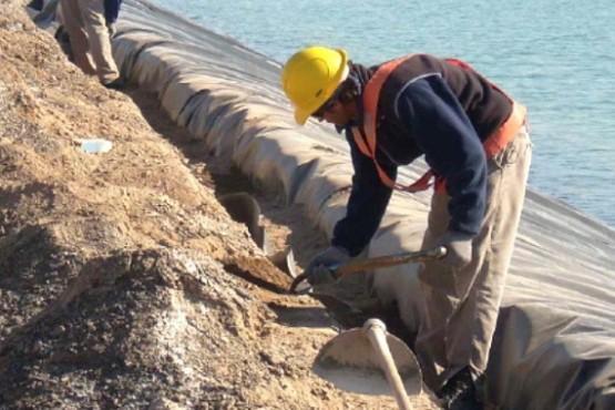 Las obras del Musters fueron paradas hace tres años. (Foto: Patagonia.net)