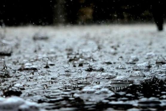 Anunciaron lluvias.