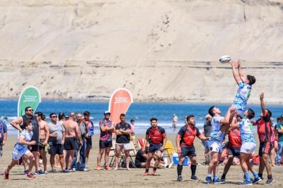 Juegos en la Playa.