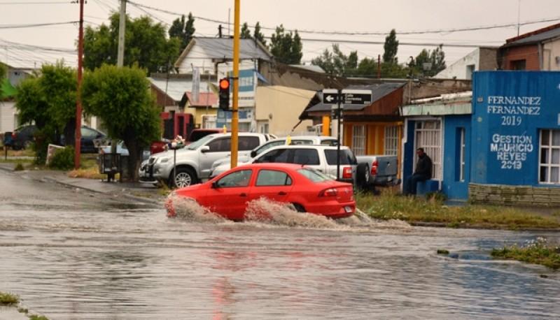 Contactos para emergencias por las lluvias.