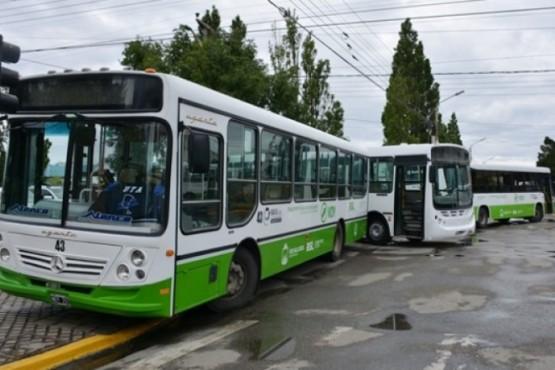 Vuelve el transporte público a Río Gallegos
