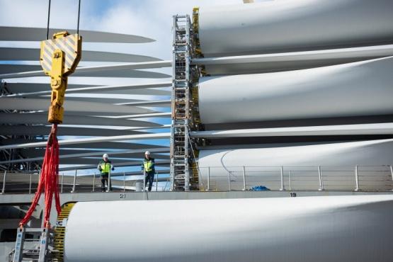 El parque eólico generará 120 MW de potencia de fuente renovable.
